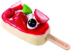 (コールド・ストーン)ストロベリーチーズケーキ
