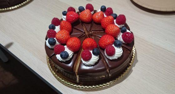 アイキャッチ用ケーキ