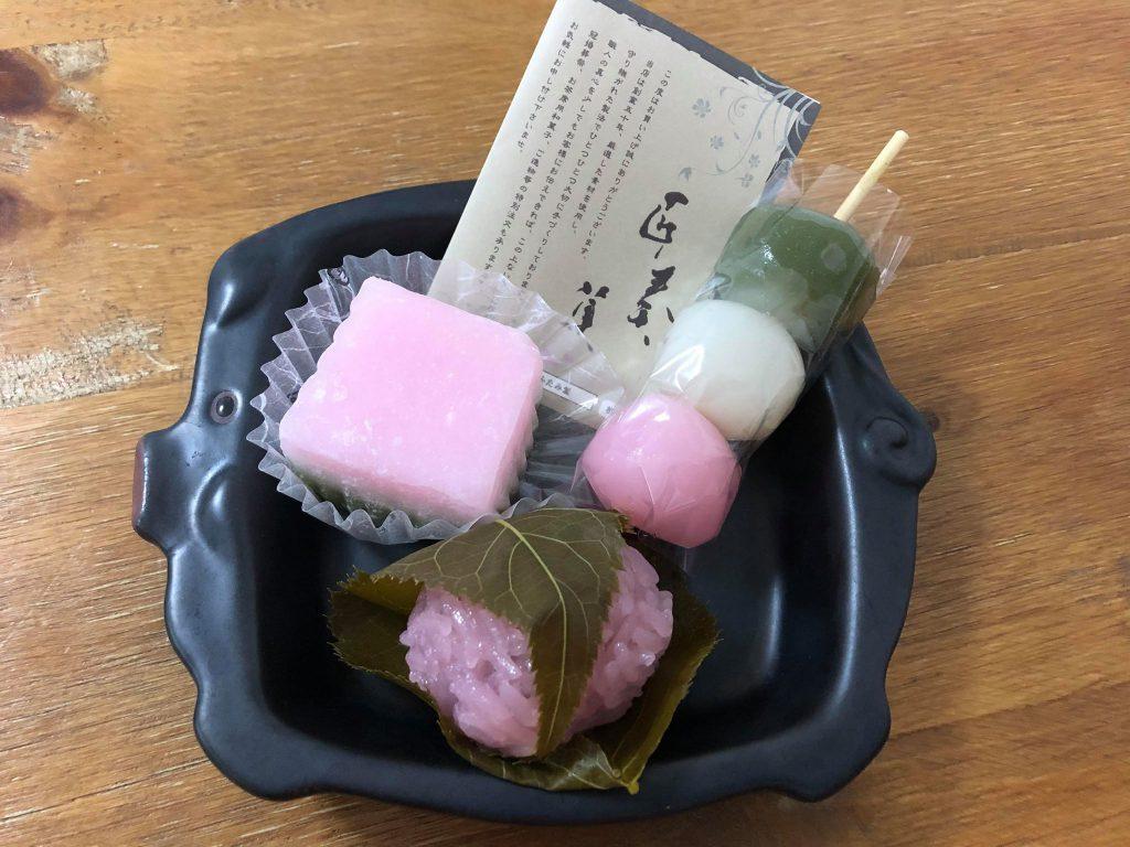 ふたみ堂和菓子